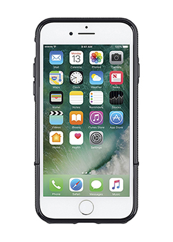 TUMI 2 Piece Slider Case for iPhone 7 - Gray
