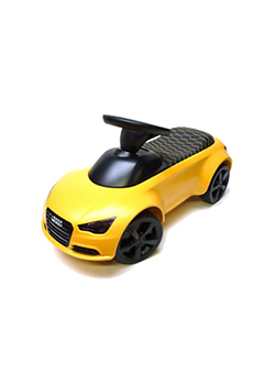 "<b style=""color:#ff0000"">LIMITED EDITION</b><br />Junior quattro Ride On Thumbnail"