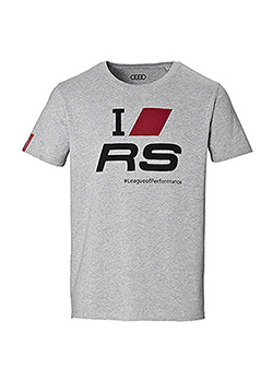 I Love RS T-Shirt Thumbnail