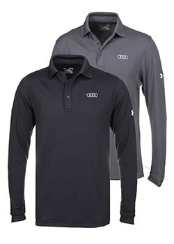 Under Armour Long Sleeve Polo Thumbnail
