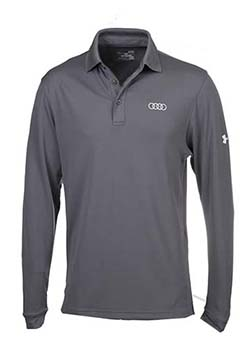 Under Armour Long Sleeve Polo