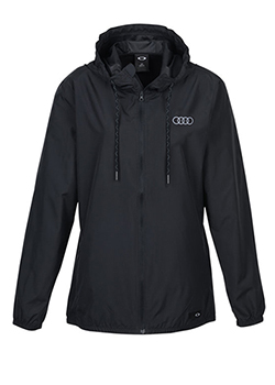 Oakley Hooded Windbreaker - Ladies Thumbnail
