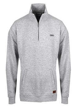 Fleece Quarter Zip - Mens Thumbnail