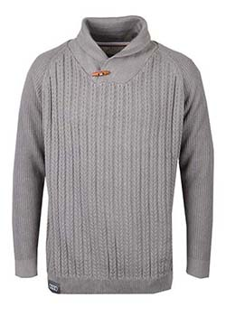 Heritage Toggle Sweater - Mens Thumbnail