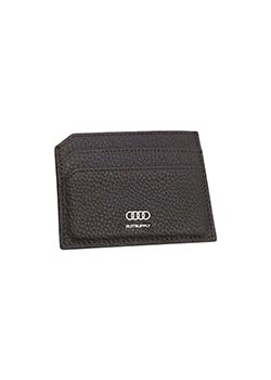 Suitsupply for Audi collection - Dark Brown Card Holder + Tile Thumbnail
