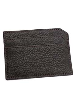 SuitSupply for Audi collection - Dark Brown Card Holder + Tile