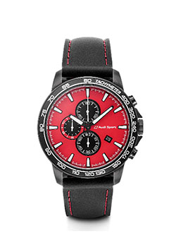 Audi Sport Chronograph Watch Thumbnail