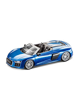 Audi R8 Spyder 1:87 Scale Model Thumbnail