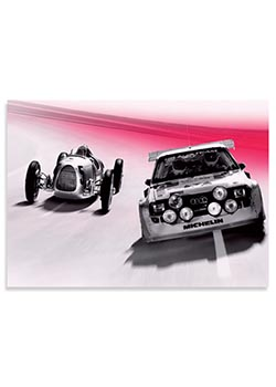 Audi Heritage Postcards - Set of 6