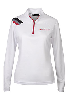 Audi Sport All Season Pullover - Ladies Thumbnail