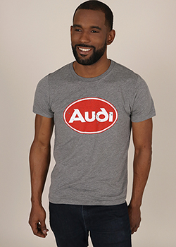 Audi Oval Tee - Men's Thumbnail