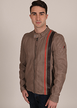 Heritage Leather Jacket Thumbnail