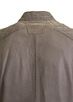 Heritage Leather Jacket