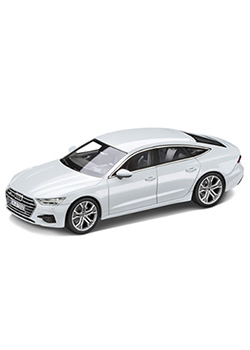 A7 Sportback 1 43 Scale Model Thumbnail