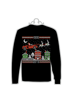 2018 Ugly Holiday Sweater - Ornament Thumbnail