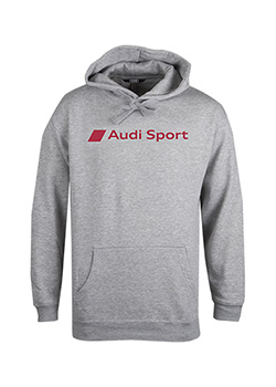 Audi Sport Hooded Sweatshirt Thumbnail