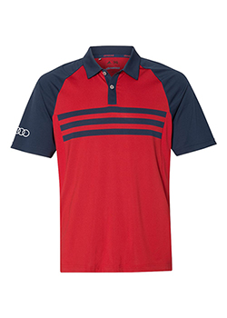 adidas 3 Stripes Climacool Polo Shirt Thumbnail