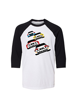 Rally Car Tee - Toddler Thumbnail