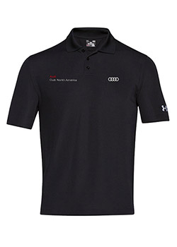 Audi Club Under Armour Performance Polo - Mens Thumbnail