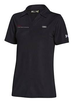 Audi Club Under Armour Performance Polo - Ladies