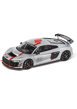 R8 LMS GT4 presentation 1 43 Scale Model Thumbnail