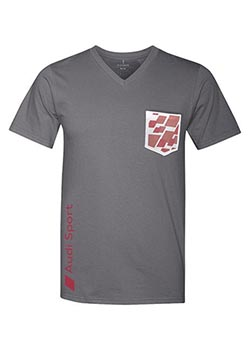 Audi Sport Pocket T-Shirt Thumbnail