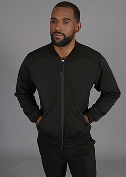 Quilted Sport Jacket - Men's Thumbnail