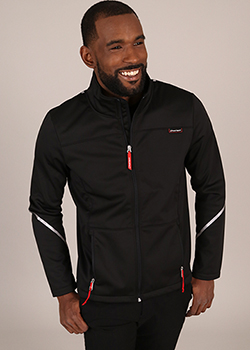 Audi Sport Soft Shell Jacket - Mens Thumbnail