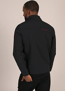 Spyder Transport Softshell - Mens