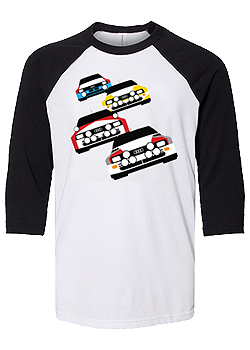Rally Car T-Shirt - Youth Thumbnail