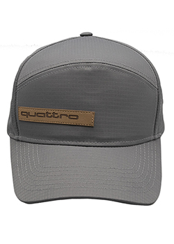 Five Panel quattro Cap
