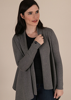 Jayden Reversible Cardigan - Ladies Thumbnail