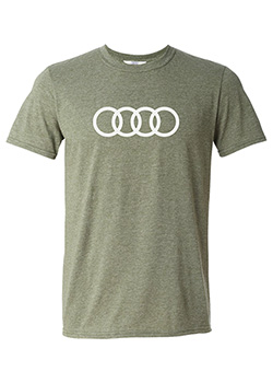 526eec3610f Mens T-Shirts & Short Sleeve Shirts | Audi Collection