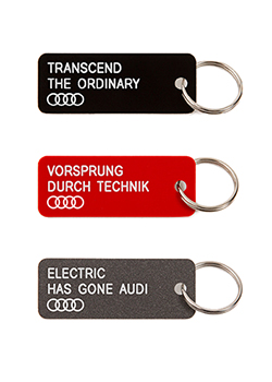Various Keytags for Audi - Second Edition Thumbnail