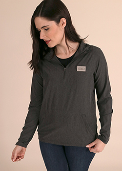 Pullover Stretch Anorak - Ladies Thumbnail