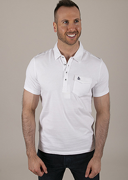 Original Penguin Cool Jack Polo - Men's Thumbnail