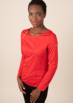 Energie Scoop Neck - Ladies