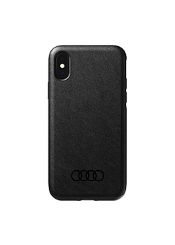 Nomad Rugged Case for iPhone XS - Black Thumbnail