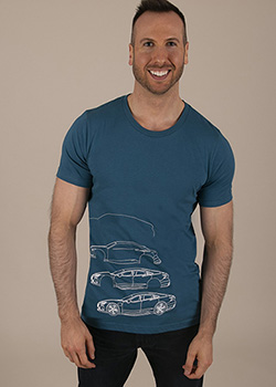 Audi e-tron GT T-Shirt - Men's Thumbnail