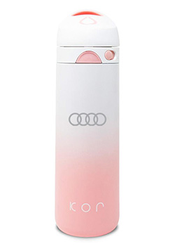 Kor Devi Pearl Pink Water Bottle