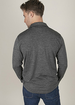 Under Armour Long Sleeve Polo - Men's