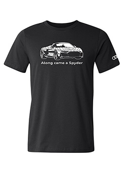 Along Came a Spyder Tee - Men's Thumbnail