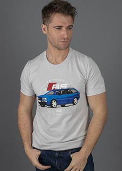 Audi RS2 Hero Tee - Men's Thumbnail