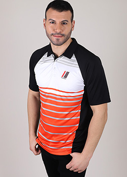 Heritage Stripe Polo - Men's Thumbnail