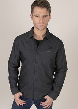 Urban Un-Tucked Shirt - Men's