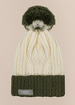 Cable Knit Beanie Thumbnail