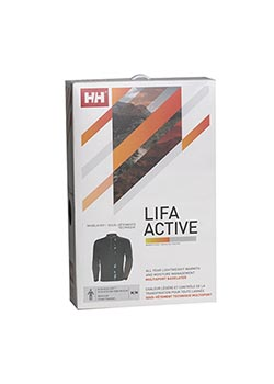 Helly Hansen Lifa Active 1/2 Zip - Men's