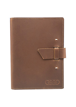 Switchback Leather Notebook Thumbnail
