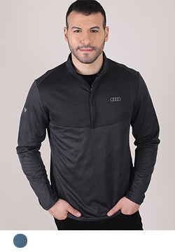 The Logan 1/4 Zip - Men's Thumbnail