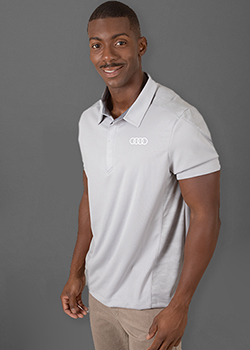 Vented Polo - Men's